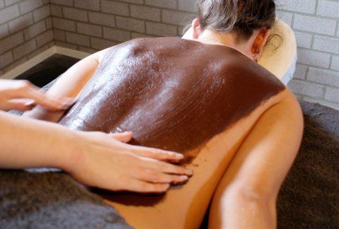 Chocolade pakking